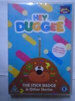 Hey Duggee -Season Series 8 Stick Badge & Other Stories (DVD) NEW Sealed WA2/BW