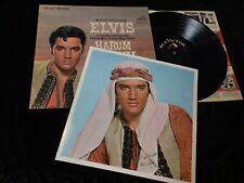 ELVIS PRESLEY LP LSP-3468 HARUM SCARUM STEREO WITH BONUS PHOTO HIGH GRADE