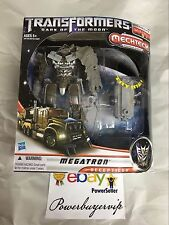 Authentic Transformer DARK OF THE MOON MECHTECH DECEPTICON MEGATRON 2 DAY GET