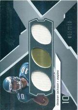 2008 Spx Rookie Materials Football Shape Dual #Rmdj DeSean Jackson Jersey 52/119