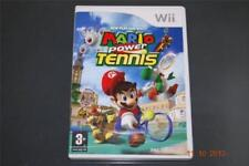 Videojuegos de deportes tenis Nintendo Wii
