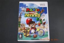 Videojuegos tenis Nintendo Wii PAL
