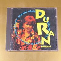 DURAN DURAN - GEMINI - 1993 RED PHANTOM - OTTIMO CD [AO-103]