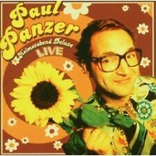 PAUL PANZER - HEIMATABEND DELUXE-LIVE  CD  24 TRACKS GERMAN COMEDY  NEU