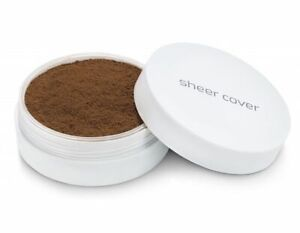 Sheer Cover PERFECT SHADE MINERAL FOUNDATION - DARK - (4g/0.14oz) Sealed