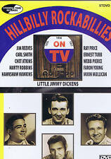 HILLBILLY ROCKABILLIES ON T.V (1955-1957 Live performances. Marty Robbins etc))