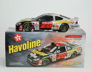 Ricky Rudd 2001 #28 Havoline Bud Shootout Ford Bank 1:24 Action Limited /1176