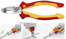 Wiha TriCut Side Cuttter Wire Cable Stripper VDE 1000v Plier 388539