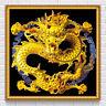 Full drill Diamond Painting Chinese Dragon Embroidery Fashion Handicraft 6057X