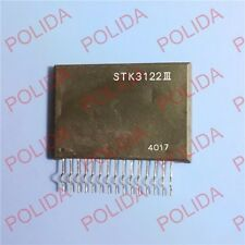 1PCS Audio Power AMP IC MODULE SANYO SIP-15 STK3122III STK-3122III STK3122