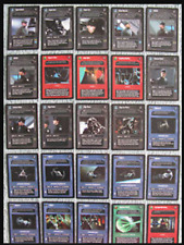 Star Wars CCG Death Star II Common/Uncommon Complete Set / NM/MINT