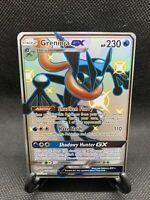 Greninja GX SV56/SV94 -Full Art - NM/M - Hidden Fates - Pokemon Pack Fresh !!