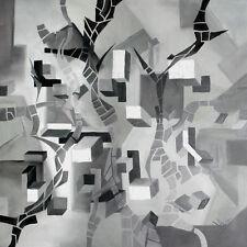 Originale künstlerische Öl-Malerei im Expressionismus-Stil direkt vom Künstler