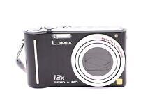 Panasonic LUMIX DMC-ZS3 / DMC-TZ7 10.1MP Digital Camera - Black