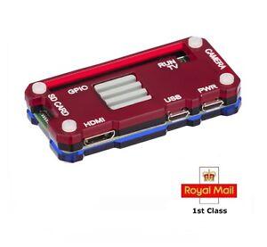Raspberry Pi Zero W Case with Ceramic Heatsink - MIX-I