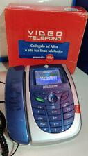 Videotelefono Telecom Linea Fissa Display a Colori Presa Lan x Voip