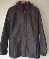 Ladies Grey Coat 16 Wedze <NZ4328