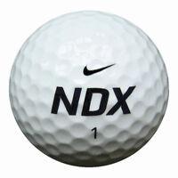 100 Nike NDX Mix Golfbälle im Netzbeutel AAAA Lakeballs 2x 50 Bälle Golf