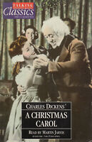 Charles Dickens A Christmas Carol Talking Classics 2 Cassette Audio Book