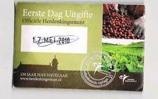 nederland coincard EERSTE DAG VAN UITGIFTE HAVELAAR VIJFJE 2010