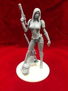 Star Wars Sexy Stormtrooper Girl 1/8 scale Fan Art / Resin Figure / Model Kit
