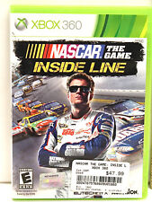 Nascar the Game Inside Line XBOX 360 Disc Only 2012 No Manual Preowned