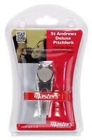 St Andrews Deluxe Pichfork Golf Divot tool