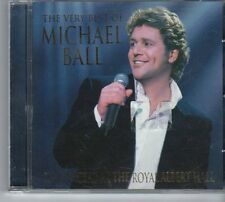 (ES175) The Very Best Of Michael Ball - In Concert At The Royal Albert - 1999 CD