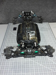 Team c racing 1/8 electric buggy with extra parts