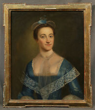 "19th Century European Oil Painting ""Portrait of a Lady"" - Exquisite Quality!"