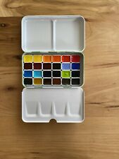 Holbein Artist Watercolors 24 of 1ml Pans Set
