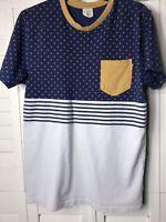 Womens Vans T- Shirt Tetro Vintage Uk Size Small