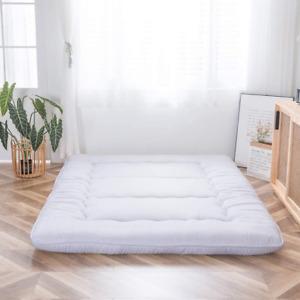 Japanese Floor Futon Mattress Thicken Sleeping Pad Floor Foldable Full Size