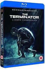TERMINATOR 1 (1984), THE: BLU-RAY - Arnold Schwarzenegger - T-800 Original - NEW