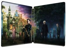 Miss Peregrines Home For Peculiar Children Steelbook 3D/2D