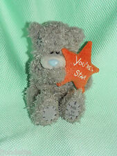 Me To You peluche 13 cm *-* MA STAR *-* étoile brodée orange