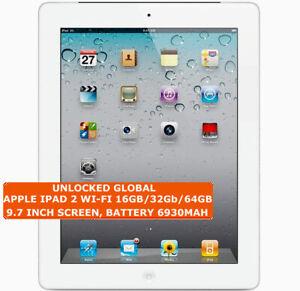 APPLE IPAD 2 WI-FI 16gb/32gb/64gb Dual-Core 9.7 Inch Screen Camera Ios Tablet Pc