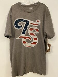 Tennessee Smokies 47 Brand Men's t-shirt NWT Size Large
