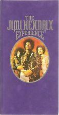 Jimi Hendrix - 4-Cd-Box - Samt mit Goldprägung - MCA 2000 - Velvet Longbox