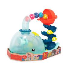 B. Wal Ballspielzeug mit Musik - Kugelbahn