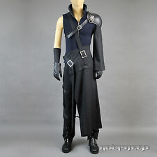 FF7 Cloud cosplay costume Armor & Sheath include Costume+shoes cosplay