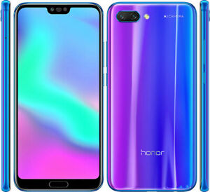 NEW Honor 10 128 GB, 6 GB RAM  Dual SIM Octa Core Smartphone google play store