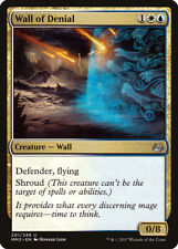 Wall of Denial Modern Masters 2017 NM White Blue Uncommon MAGIC CARD ABUGames