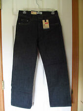 NWT Boy's Levi's 550 Humboldt Relaxed Fit Jeans14 Regular W27 L27 100% Cotton