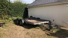 Brian James Clubman Car Transporter Trailer
