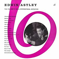 Edwin Astley and Tony Crombie - International Detective / Man From Interpol [CD]