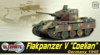 DRAGON ARMOR 60525 FLAKPANZER V COELIAN model tank Germany 1945 1:72nd scale
