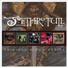 JETHRO TULL 5CD NEW Songs From The Wood/Heavy Horses/Stormwatch/A/Broadsword