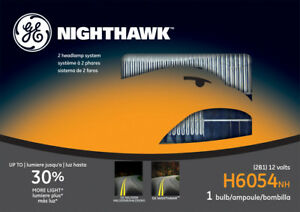 Headlight Bulb-Base GE Lighting H6054NH