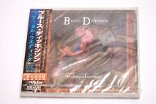 BRUCE DICKINSON The Chemical Wedding Japan CD VICP-60468 IRON MAIDEN *SEALED*!!